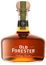 Old Forester will release the 21st iteration of its limited-edition, vintage-dated Birthday Bourbon on Sept. 2 in celebration of founder George Garvin Brown's birthday. This year marks the 151st year of the company he began in 1870.