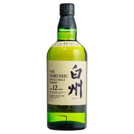 From Suntory's mountain forest distillery, nestled deep in Mt. Kaikomagatake, Suntory Single Malt Whisky Hakushu®is the fresh and gently smoky single malt whisky with herbal notes that is the revelation of Japanese single malts.