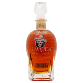 Red Eye Louie's RUMQUILA invites you to experience an uncompromised exotic journey with Island Rum from a Puerto Rican paradise and the unexpected sweet, floral pleasures of Super Premium Tequila from Mexico, distilled in the Highlands of Jalisco. Why pick one party when you can have both?