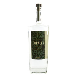 Made from organic, heirloom sugarcane grown on Copal Tree Farms in Belize. Distilled with 100% canopy water from the surrounding jungles, collected by a water catchment system. It is a blend of pot and column still distillation. This is a zero-impact distillery. This rum is great on its own and also makes a killer daiquiri.