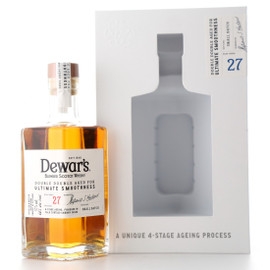 Finished in a Palo Cortado sherry cask, an unusual form of sherry that undergoes an initial aging under flor, like a fino or amontillado. Aromas of mint, golden raisin and ripe peach, as well as some cinnamon and slight vanilla notes with very slight hints of smoke.