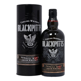 Triple distilled and then matured in a combination of ex-Bourbon and ex-Sauternes French wine casks, Teeling Blackpitts Peated Single Malt Irish Whiskey is a boldly unconventional whiskey thatrises above tradition, sharing a distinctive and unique taste.