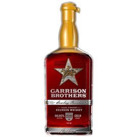 The 2020 edition of the annual Cowboy bourbon from Garrison Brothers was drawn from 100 of the best barrels from their warehouse by Master Distiller Donnis Todd. Bottled at 133.9 proof, a total of 6,440 bottles were produced.