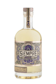 Bottled and distilled in Mexico's most awarded tequila distillery, Siempre Reposado is a 100% agave sipping tequila aged up to 6 months in American Oak barrels.