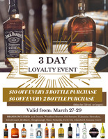 Emilio's Beverage Warehouse Weekend Sale!