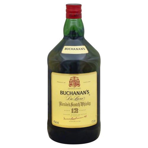 Buchanans 12 Year Blended Scotch Whisky 1.75L