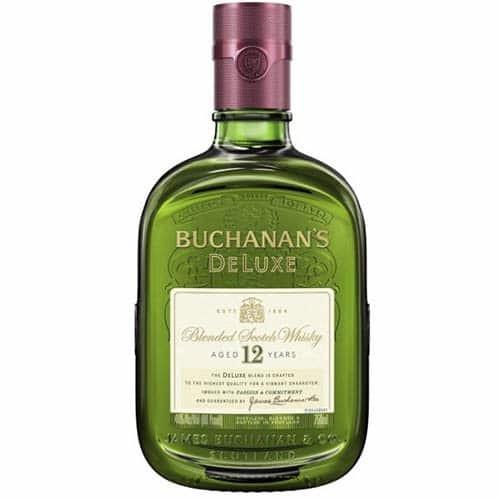 Buchanans 12 Year Blended Scotch Whisky 750ml