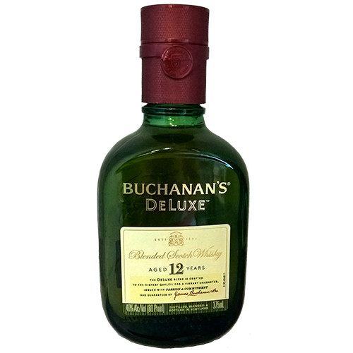 This premium 12 year old whisky is easily recognized by its smooth, distinguished and developed flavor. An extremely famous name in Scotch, James Buchanan, marketing a blend from early on.