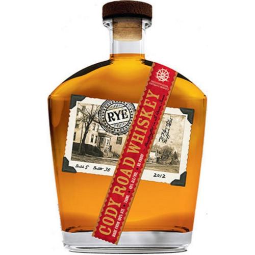 Cody Road Whiskey Rye 750ml