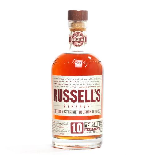 Russells Reserve 10 Year Bourbon 750ml