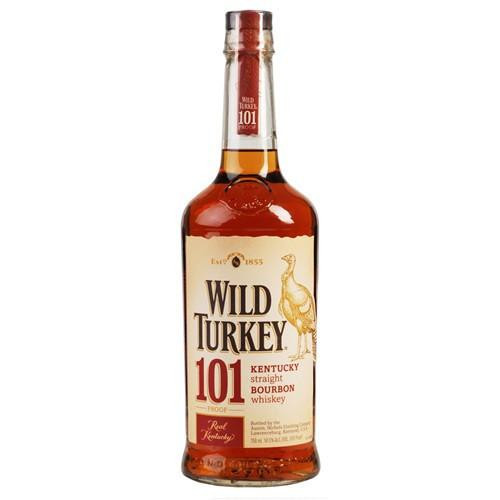 Wild Turkey 101 Proof Bourbon 750ml