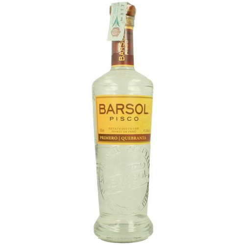 Barsol Pisco 750ml
