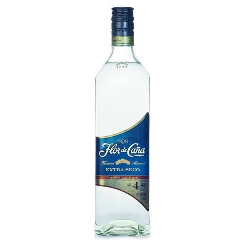 Flor De Cana 4 Year Extra Dry Rum 750ml