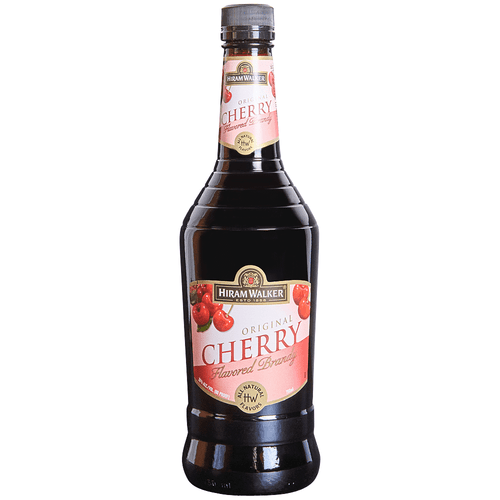 Hiram Walker Cherry Brandy 1.0L