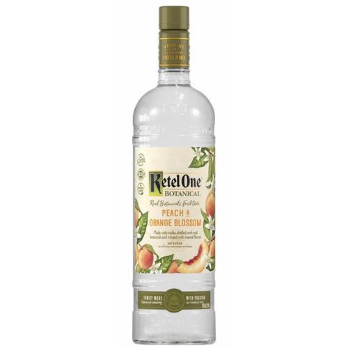 Ketel One Botanical Peach & Orange Vodka 750ml