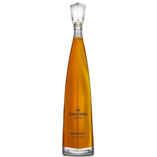 Cincoro Reposado is aged at our distillery 8-10 months in our underground cellar, allowing more interaction between the tequila and wood. Cooked agave, with hints of vanilla on the nose, are complimented by spices and dried fruits. On the palate, cooked agave, light vanilla and baking spices complement toasted oak in perfect proportion.