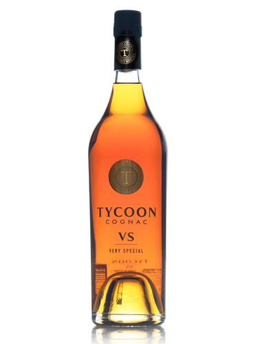 Tycoon VS Cognac has hints of peach, apricot, and vine flowers on the nose, with a soft mingling of vanilla. It boasts a long, concentrated finish. Part of Earl Stevens Selections.