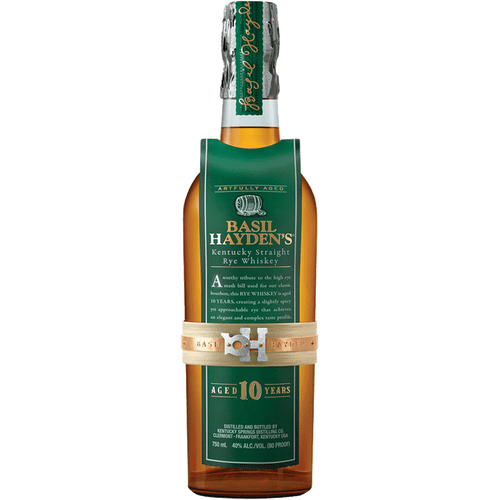 Bottled at 80 proof, the mashbill features a slightly spicy, yet approachable, rye resulting in an elegantly complex taste profile and a golden honey hue. This light, yet full-flavored, rye is sure to please any palate.
