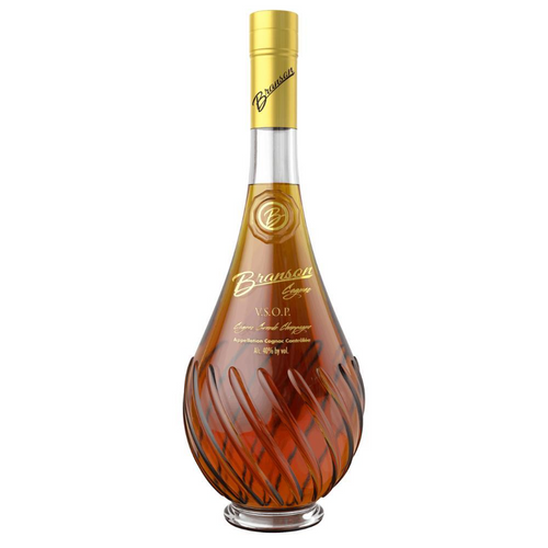 Blended by 5th generation, family run producer Cognac Raymond Ragnaud, who has been in Grande Champagne since 1860, Branson VSOP provides the purest expression of Grande Champagne Cognac.