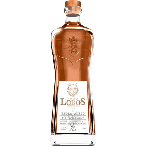 Born of 100% pure Blue Weber agave Tequila, it is aged to perfection for three years in American white oak barrels and finished in the brand's historic Pedro Ximénez (PX) wine barrels using the solera method.
