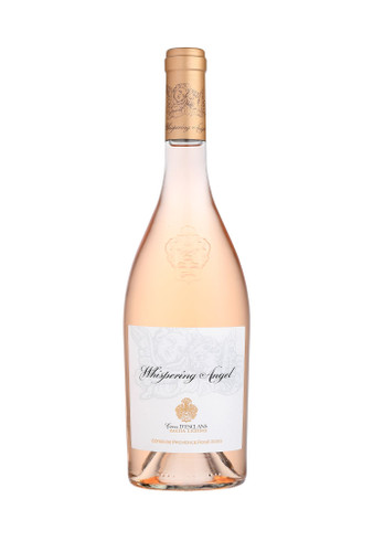Whispering Angel is today's worldwide reference for Provence Rosé. Its pale color is pleasing to the eye and draws one in. The rewarding taste profile is full and lush while being bone dry with a smooth finish. Highly approachable and enjoyable with a broad range of cuisine, Whispering Angel is a premium Rosé that you can drink from mid-day to midnight.