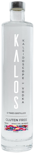 Lustrous notes of premium Vodka tied with a delightful aroma, and naturally crafted in the mesmerizing hills canopying Southern California. KALOS™ Vodka is distilled with care as well as the unwavering love for a good drink!