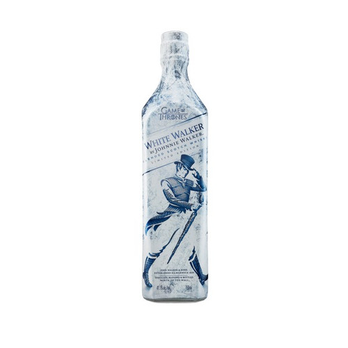 In celebration of the final season of the critically-acclaimed HBO series, Game of Thrones, Johnnie Walker is proud to introduce White Walker by Johnnie Walker.