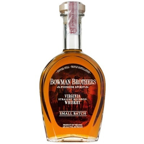 Bowman Small Batch Bourbon 750ml