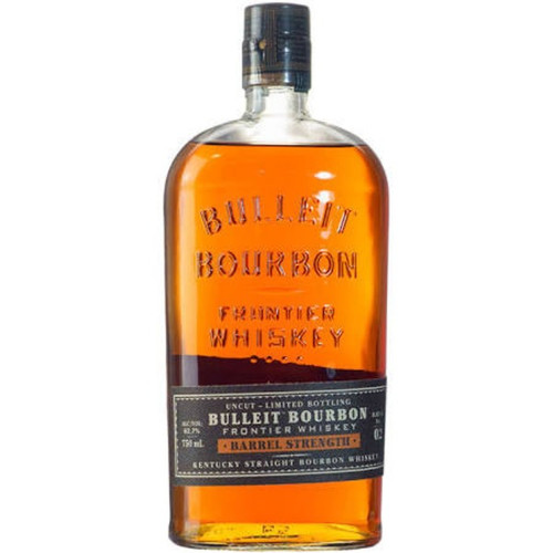 Bulleit Bourbon Barrel Strength 125 Proof 750ml