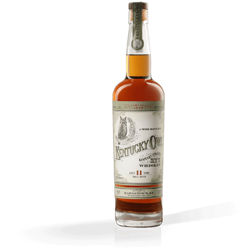 Kentucky Owl Rye 11 Year Bourbon 750ml