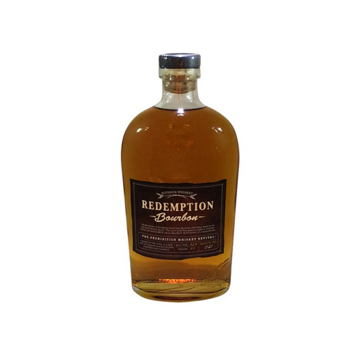 Redemption Straight Bourbon 750ml