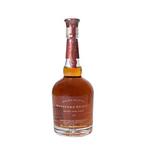 The eleventh release in Woodford's esteemed Master's Collection series, this whiskey is finished in American brandy casks for two years.