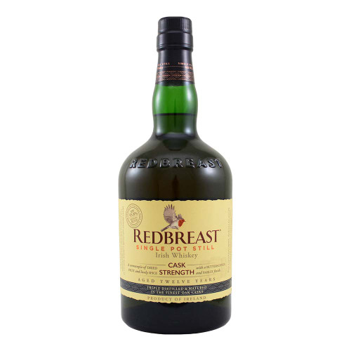 Matured in a combination of Bourbon seasoned American Oak barrels and Oloroso Sherry seasoned Spanish oak butts, the distinctive Redbreast sherry style is a joy to behold in each and every bottle.