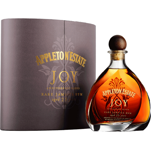 Exquisite limited edition rum to celebrate Joy Spence's 20th Anniversary as Master Blender. Aged 25 years and includes rum aged 35 years. Opens with trademark delicate orange peel, ginger, and spice. Finishes with warm vanilla, coffee, and toasted oak. Exceptionally smooth.