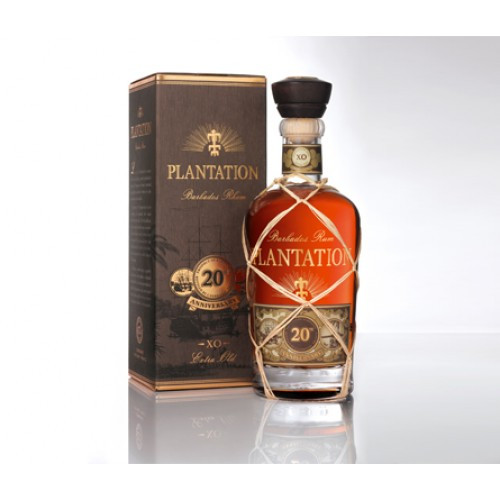 irst aged in bourbon casks in Barbados for many years, this rum is then sailed across the ocean in barrels to the southwest of France to be further matured in small Ferrand French oak casks