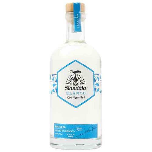 Mandala Blanco Tequila 750ml
