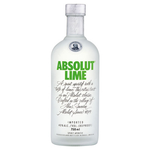 "Since the launch of Absolut Lime with its natural and not overly-sweet flavor, bartenders and ""trytobees"" at home have one less thing to think about when trying to impress their guests with that perfectly balanced drink."