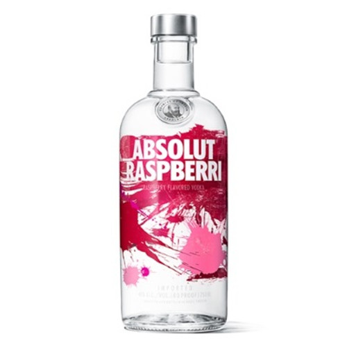Absolut Raspberri announces its presence with a bursting aroma reminiscent of vine-ripened raspberry. Its summery and fresh taste is slightly sweet and doesn't overpower the palette.