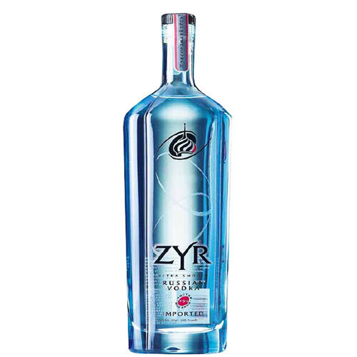 Among all other distilled spirits, vodka stands alone - it is the cleanest tasting, most versatile choice for sipping neat, on the rocks or in a ZYR Vodka Martini. The ZYR recipe is velvety smooth with a clean, fresh and slightly sweet finish.
