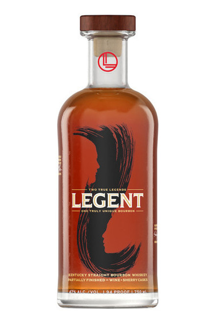 Legent™ is a Kentucky straight bourbon whiskey partially finished in wine and sherry casks. But it's more than that. It pushes the boundaries for how bourbons can be created while remaining true to the core of bourbon's principles. It's a collaboration between two whiskey legends – Fred Noe & Shinji Fukuyo – and two unique styles of whiskey making.
