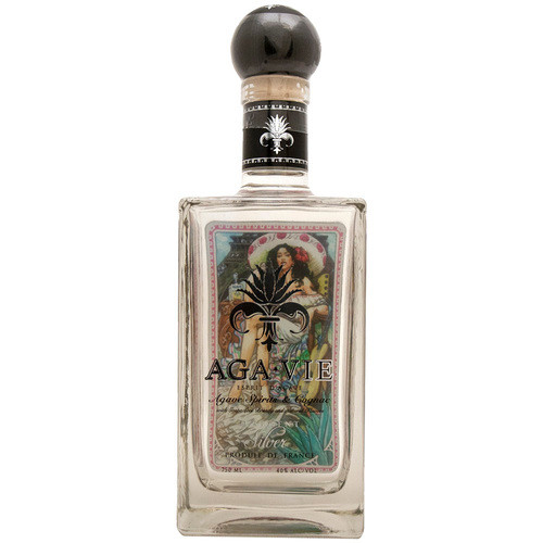 "The world's first and only spirit created from a distillation of Weber Blue Agave (Tequila) and Cognac. The name comes from the well known AGAve plant and VIE, which is ""Life"" in French"