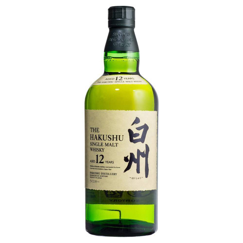 From Suntory's mountain forest distillery, nestled deep in Mt. Kaikomagatake, Suntory Single Malt Whisky Hakushu® is the fresh and gently smoky single malt whisky with herbal notes that is the revelation of Japanese single malts.