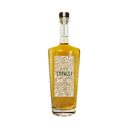 The double distillation of our sugarcane juice, use of exclusively full-bodied pot still distillation, and aging in American Oak used bourbon barrels creates a rich sweet rum that tastes delicious neat and is a powerful and flavorful base for your favorite rum cocktail
