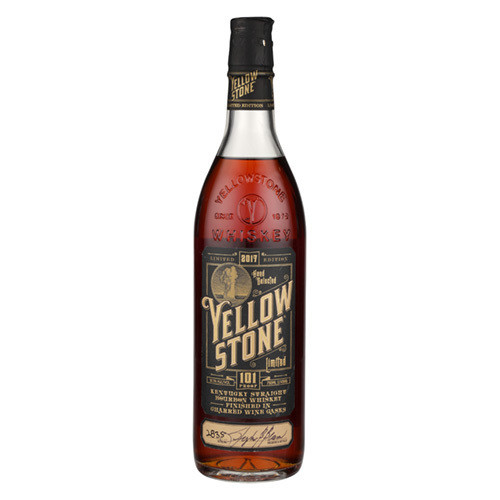 Crafted using some of the finest hand-selected 4-year and 7-year Kentucky Straight Bourbon barrels available. Aromas of leather and dried fruit with slight citrus and smoky oak. Spicy rye notes on the palate with soft leathered cherries fading to smoky caramel.