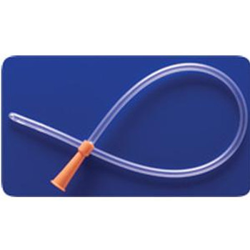 """All Purpose PVC Robinson/Nelaton Catheter 14 fr 16"""" (Sold by the Case of 800)"""