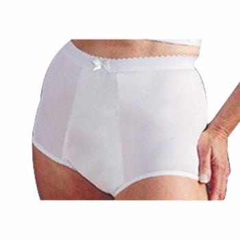 HealthDri Fancies Ladies Nylon Incontinence Panty, Size 8 White
