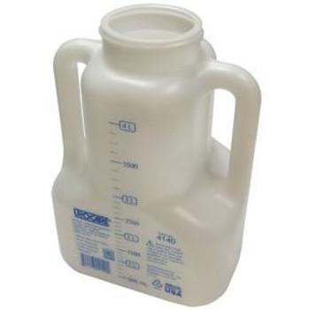 Urocare Urinary Drainage Bottle 4,000 mL