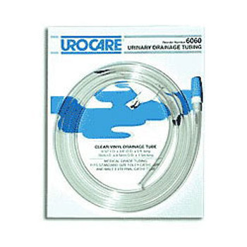 """Clear-Vinyl Extension Tubing with Adaptor and Cap 9/32"""" I.D. x 60"""""""