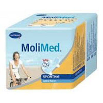 Molimed Sportive Pad Sold by Pack(age) of 14