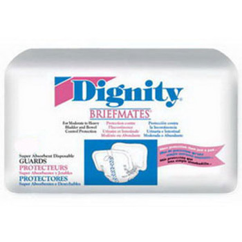 Dignity UltraShield Active Liner, Light/Moderate Sold by Case of 120